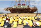 韩国军方曾建议朴槿惠别打捞世越号:花钱还不讨好