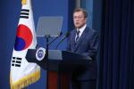 韩国执政党党首选战打响 政坛老将成热门人选