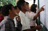 【组图】柬埔寨第六届国会选举开始投票