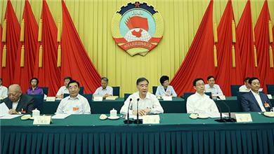 全国政协十三届常委会第三次会议开幕