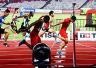 9秒92!中国飞人苏炳添百米称王 并打破亚运会纪录!