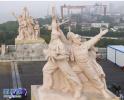 封闭维修近两年南京长江大桥初露新颜 年底恢复通车
