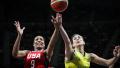 女篮世界杯综述:美国渐露峥嵘 中国收获希望