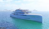 超级游艇耗资2亿英镑