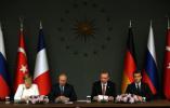 【組圖】敘利亞局勢四方峰會呼吁在敘全面停火