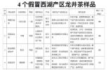 北京消協實測市面上龍井茶,結果大跌眼鏡