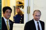 安倍政府转换立场先争两岛?日俄领土交涉变数多