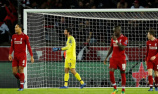 利物浦首遭欧冠客场四连败
