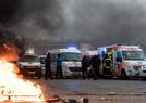 法國救護車司機抗議