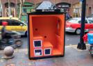 上海升级版电话亭