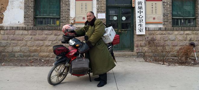 乡医赵奎发:四十余年服务乡亲