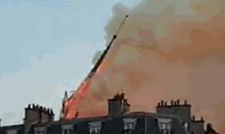 毁于灰烬的不止巴黎圣母院 古建筑如何保障消防安全?