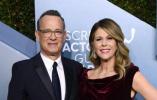 湯姆·漢克斯夫婦確診新冠肺炎 系好萊塢第一起名人病例